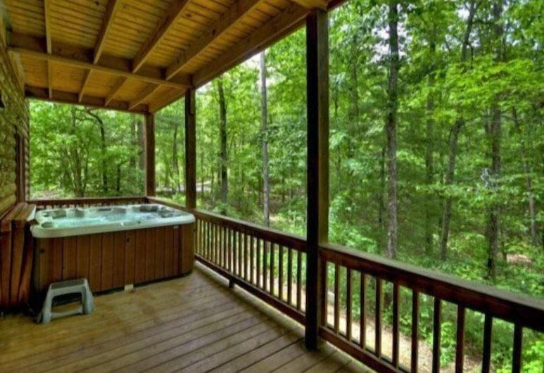Sophies Retreat, Blue Ridge, Casa, Balcone