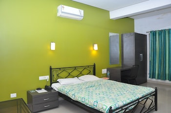Image de JK Rooms 123 Hotel OrangeLeaf Nagpur