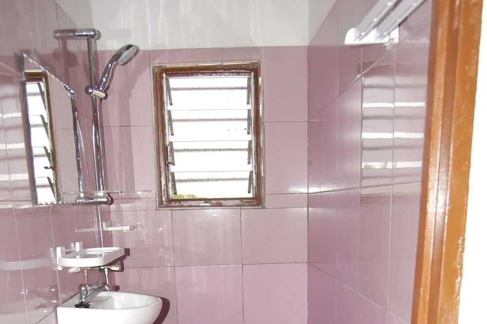 Comfort Double Room - Bathroom