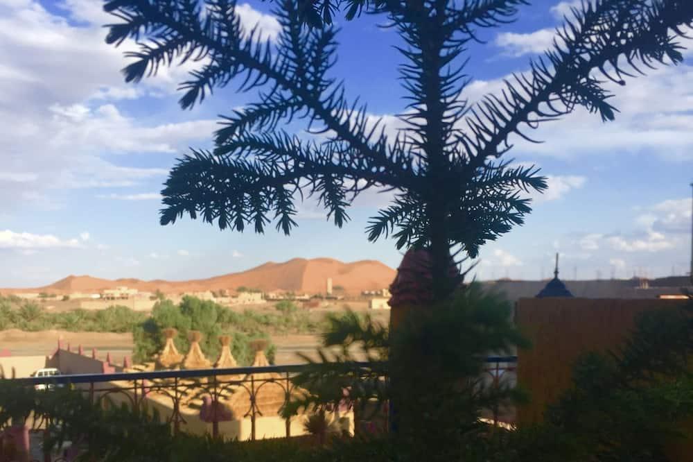 Apartament podstawowy, 2 sypialnie, prywatna łazienka, widok na góry - Widok na pustynię