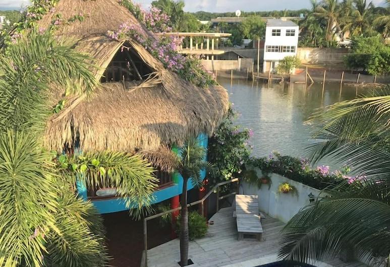 Hotel Palmera Beach, Cartagena, Ansicht von oben