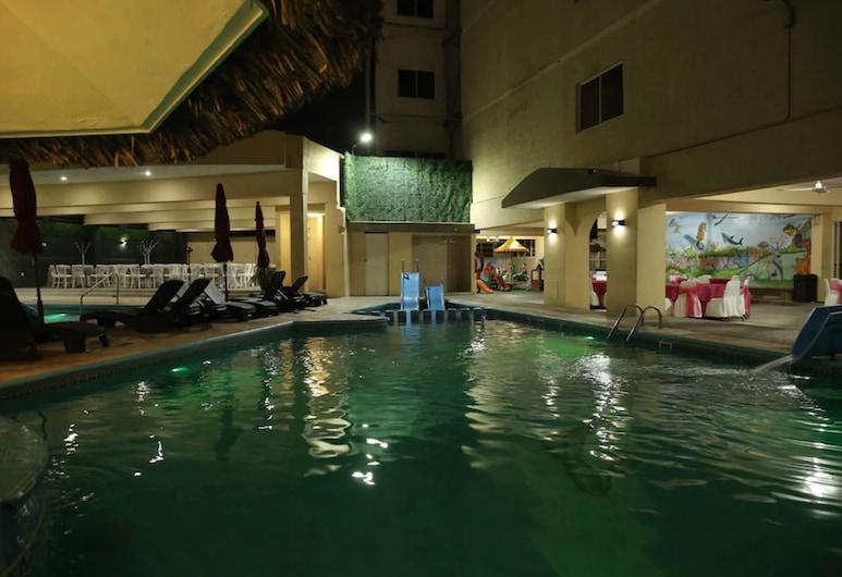 Hotel Miramar Inn, Ciudad Madero, Pool