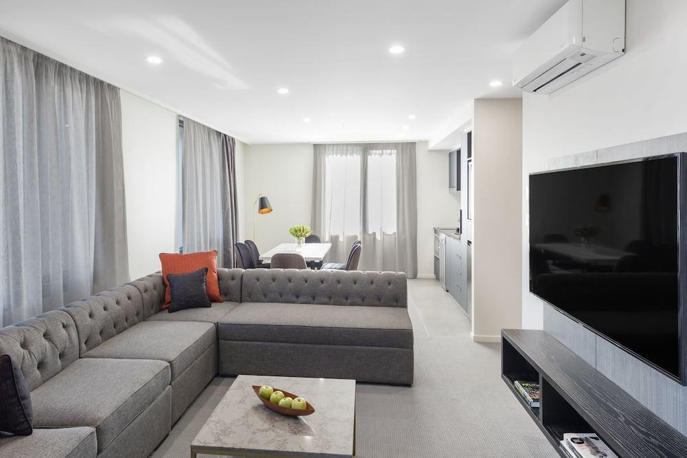 Luxury-Apartment, 2Schlafzimmer, 2 Bäder - Zimmer