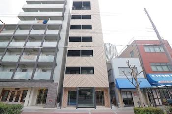 大阪HG 舒適酒店 70 號的圖片