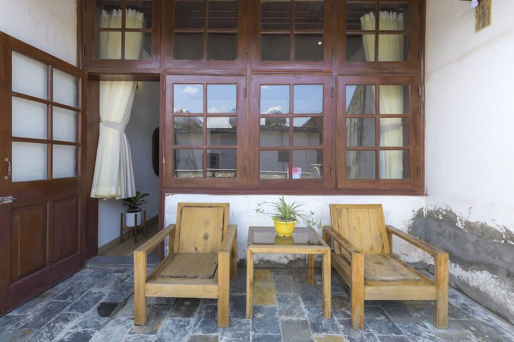 Comfort suite, balkon - Balkon