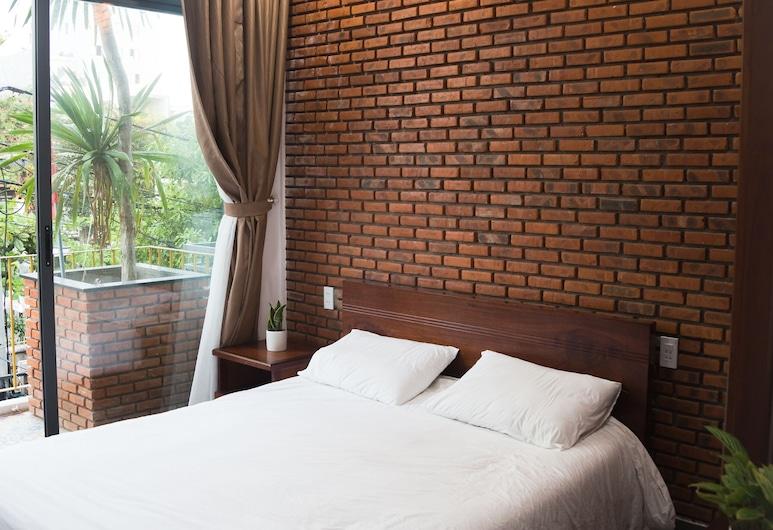 精準 715 非胡青年旅舍, 峴港, 高級雙人房, 客房