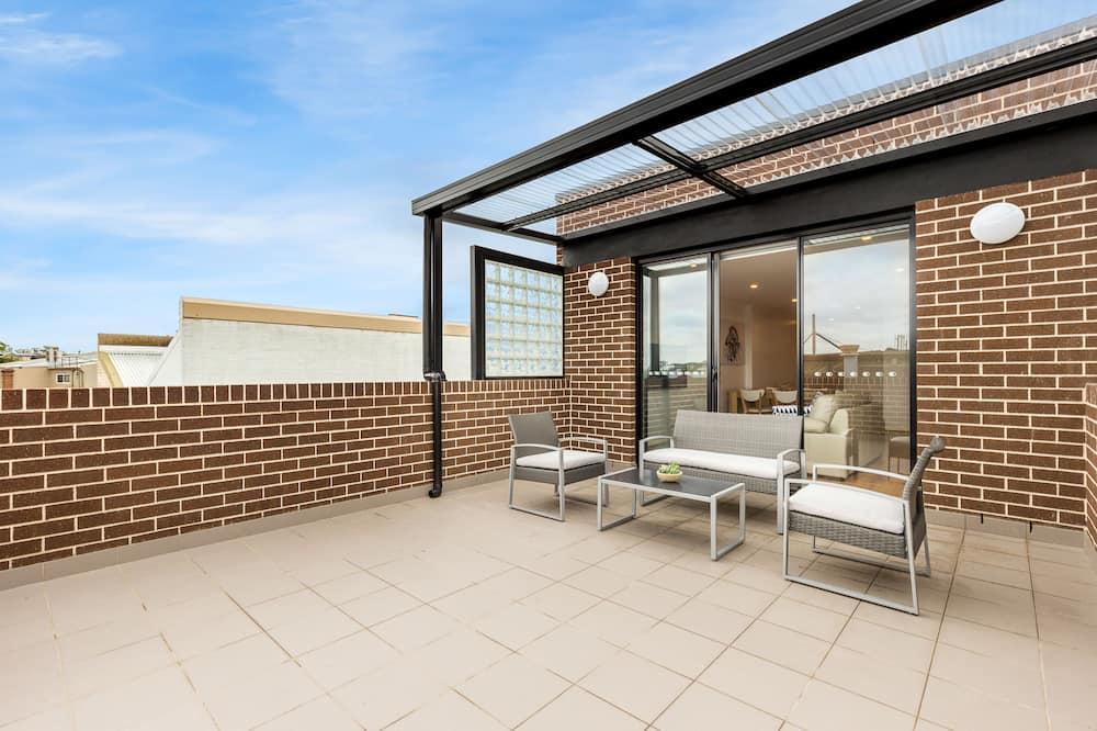 Apartment, 2Schlafzimmer (Bal 7 Dar) - Balkon