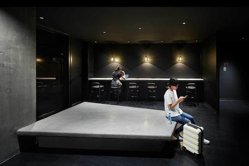 中洲川端車站九小時飯店/
