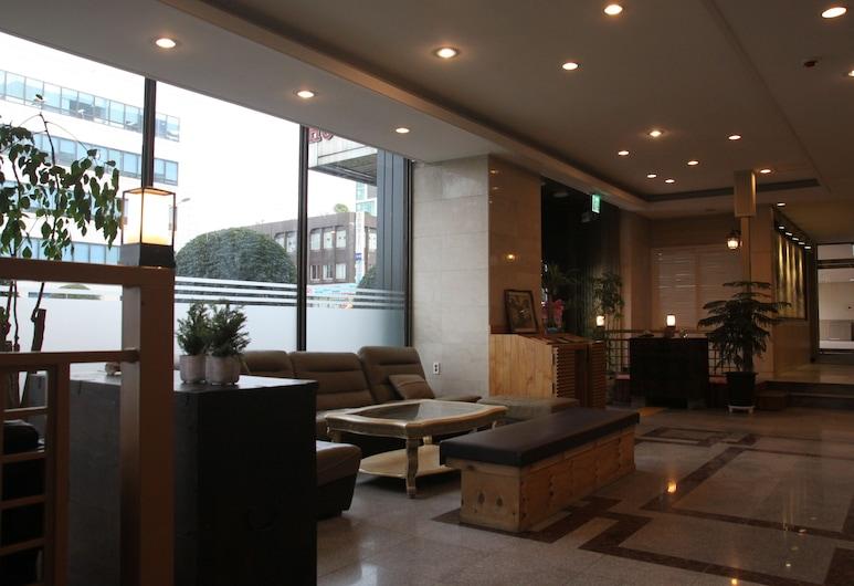 Jeju Miju Hotel, Jeju City, Lobby