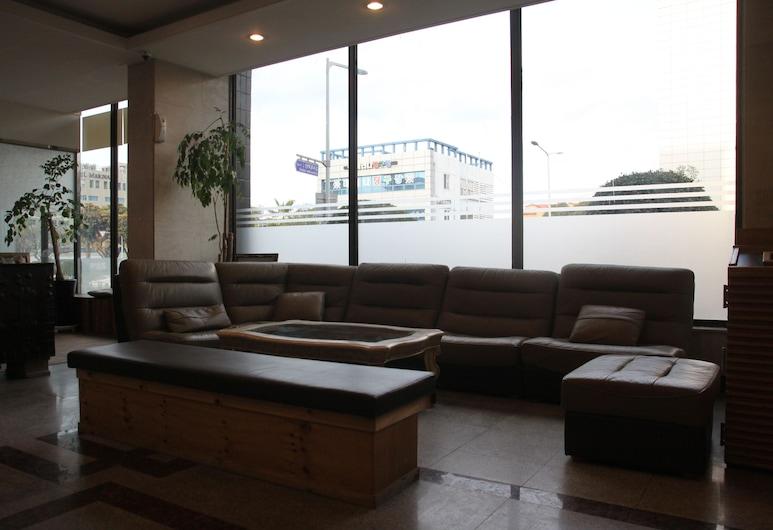 濟州覓居酒店, Jeju City, 大堂