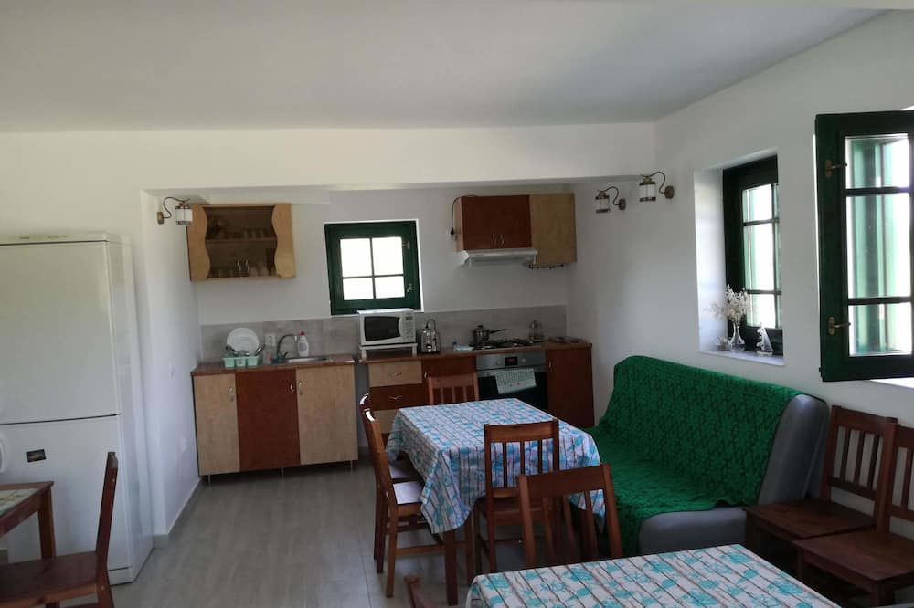 Deluxe-værelse - 1 dobbeltseng - Fælles køkken