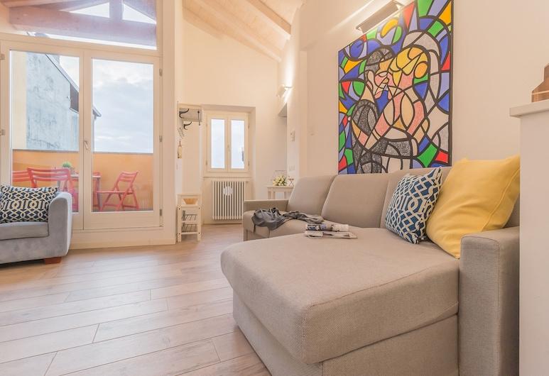 Casa Manoli Varenna, Varenna, Huoneisto, 2 makuuhuonetta, Oleskelualue