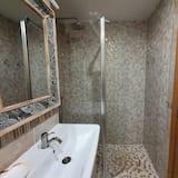 Διαμέρισμα, Μπάνιο στο δωμάτιο (Costa Azahar II 158) - Μπάνιο