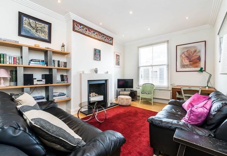 Super 2 Bed Flat in Centre Portobello Notting Hill, Londen, Appartement (2 Bedrooms), Woonruimte