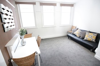 Picture of Deluxe City Apartment in Leicester
