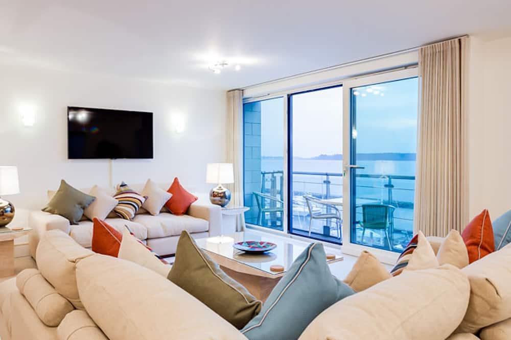 Casa (2 Bedrooms) - Area soggiorno