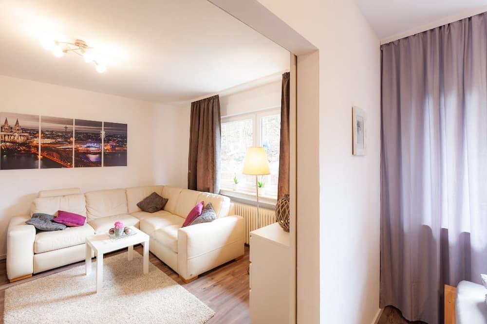 豪華公寓, 2 間臥室 - 客房