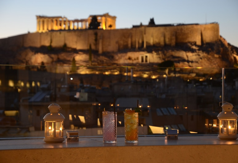 Niche Hotel Athens, Athena, Bar Hotel