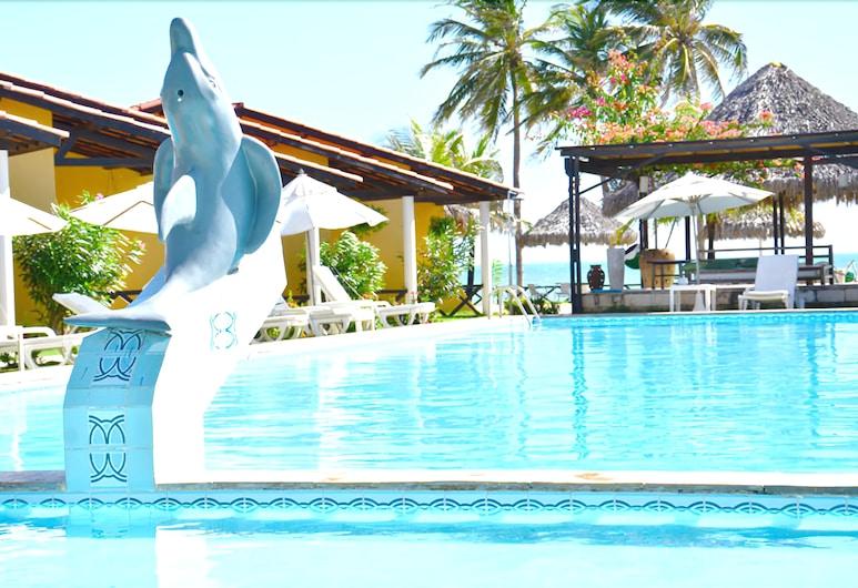 Hotel Golfinho, Caucaia, Außenpool
