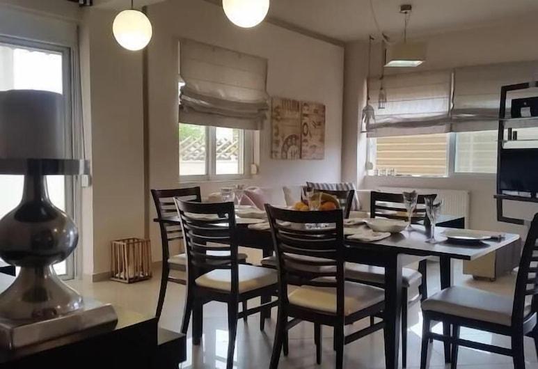 Chania City Apartment, La Canea, Departamento, 3 habitaciones, Sala de estar