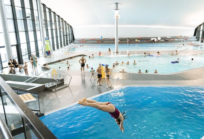 Ecrin Blanc Resort Courchevel, Courchevel, Aqua Center