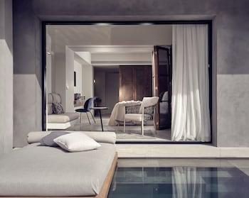 Фото Contessina Suites and Spa у місті Закінф