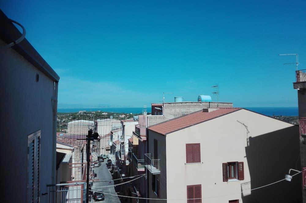 Δίκλινο Δωμάτιο (Double ή Twin), 1 Queen Κρεβάτι, Θέα στη Θάλασσα - Θέα από το μπαλκόνι