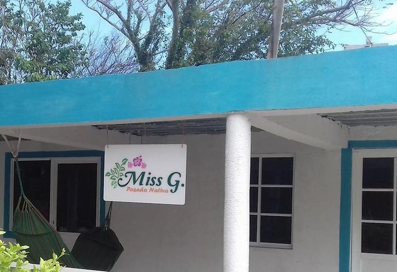 Posada Nativa Miss G, Providencia, Hotel Entrance