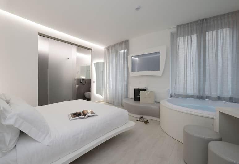 AHD Rooms, Milano, Doppia Deluxe, idromassaggio, Camera
