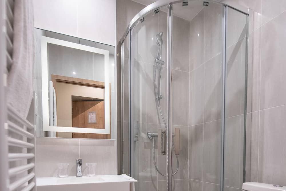經典單人房, 私人浴室, 花園景觀 (chambre simple Perroquet) - 浴室