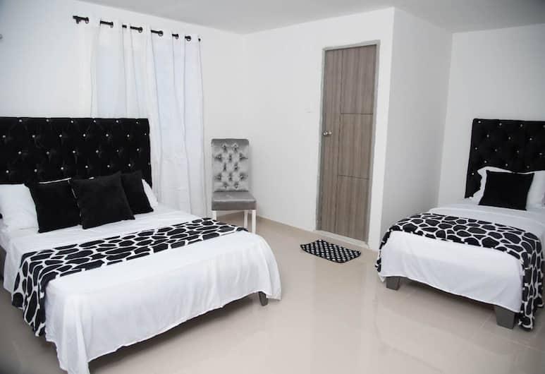 Hotel Platinum Barranquilla, Barranquilla, Tweepersoonskamer, Kamer