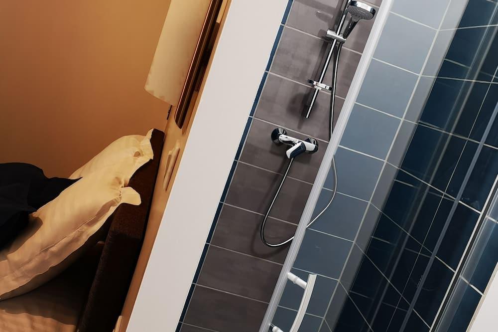 Comfort driepersoonskamer - Douche