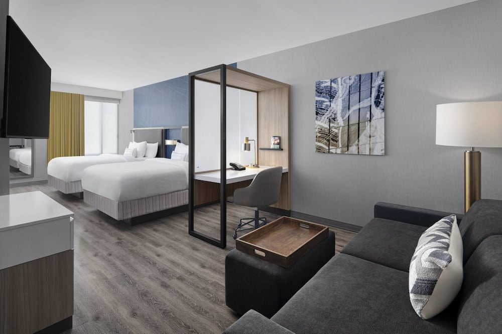 Apartmá, dvojlůžko, nekuřácký - Pokoj