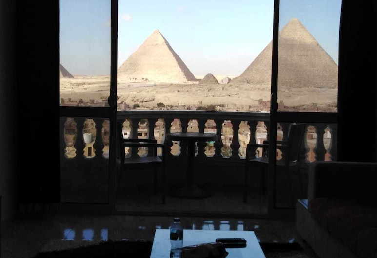 Welcome Pyramids, Gizeh