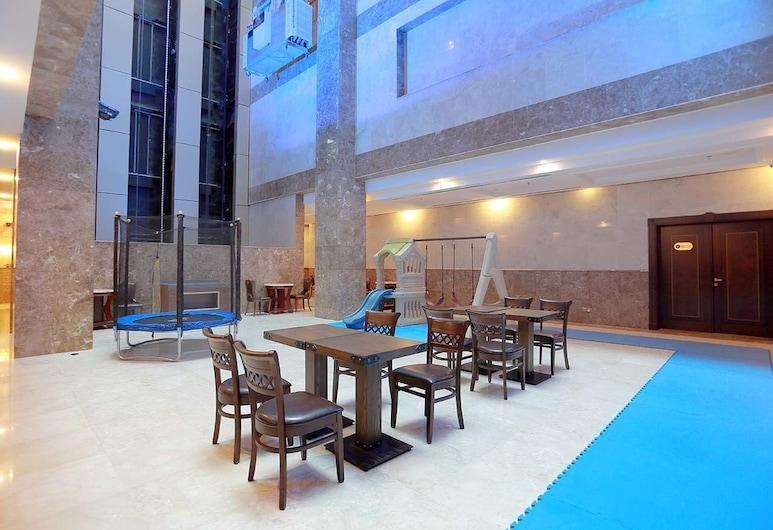 Karam Jeddah Hotel, Jeddah, Hommikusöögi ruum