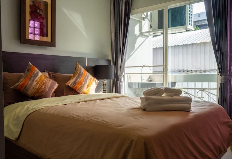 Step One at Bangkok, Bangkok, Double Room, Obývačka