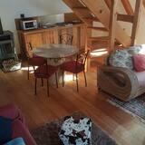 ชาเลท์, 2 ห้องนอน - พื้นที่นั่งเล่น