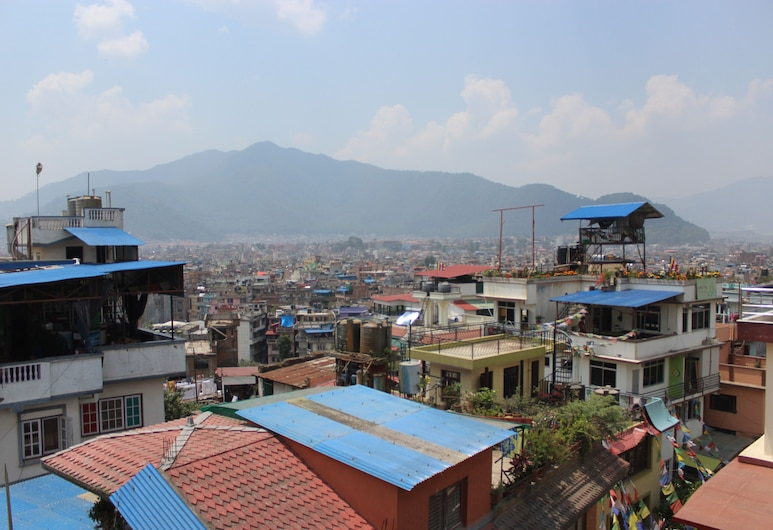 ネパール ヒマラヤ ホテル Pvt Ltd, カトマンズ, テラス / パティオ