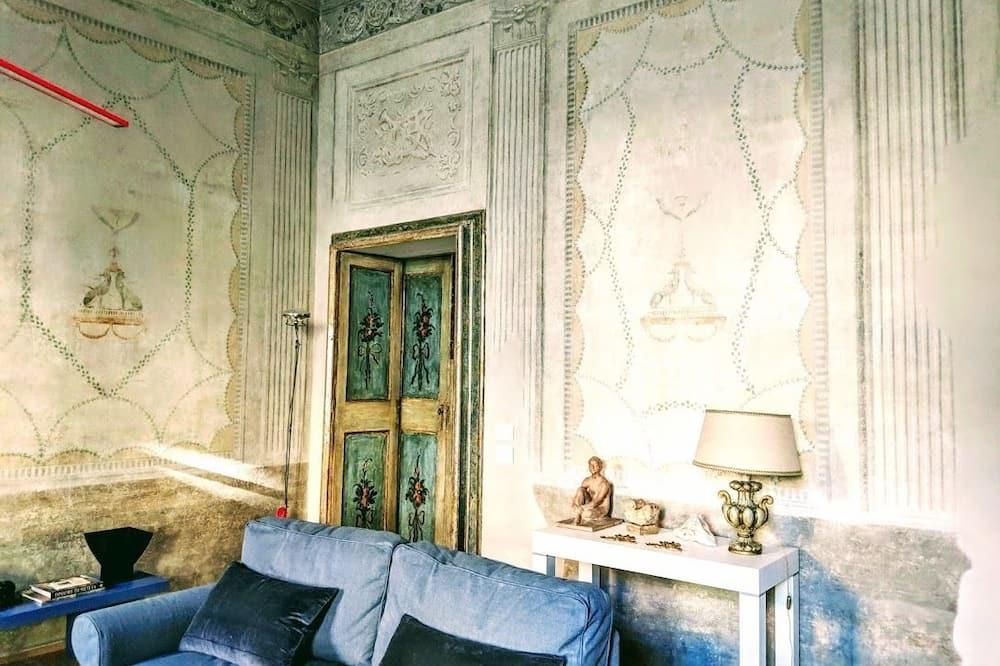 Luxusný apartmán, 2 spálne - Obývacie priestory