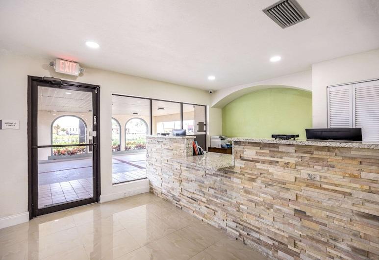 Quality Inn & Suites Downtown, Orlando, Predvorje