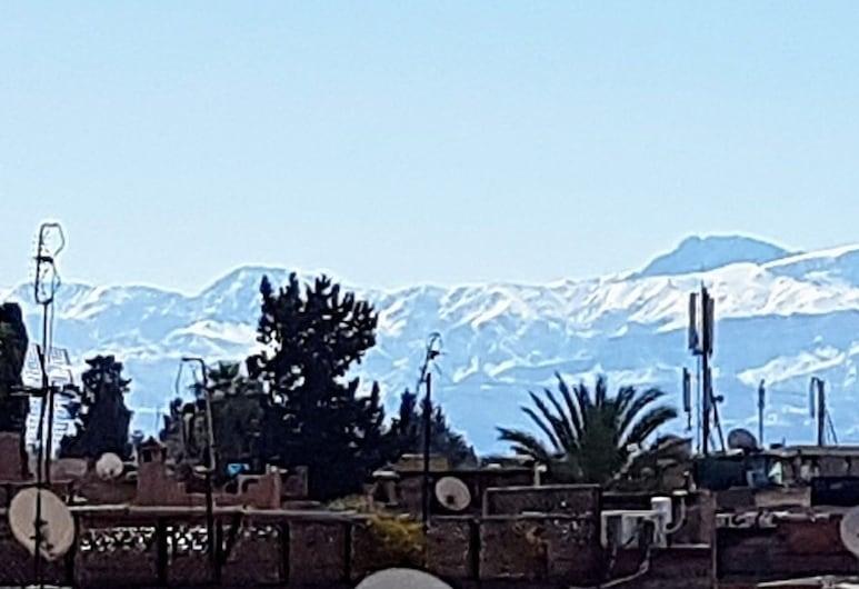 Riad Bilkis, Marrakech, Casa Comfort, 3 Quartos, Vista para o Pátio, Vista do Quarto
