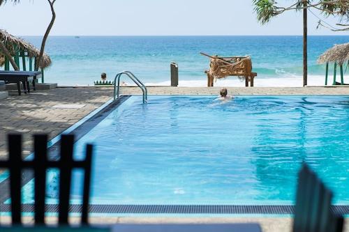 放鬆海灘飯店/