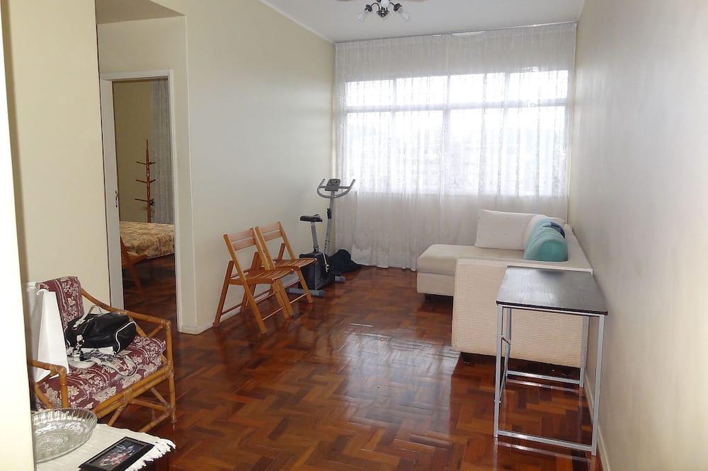 Apartment in the Flamengo District, Rio de Janeiro, Brazil