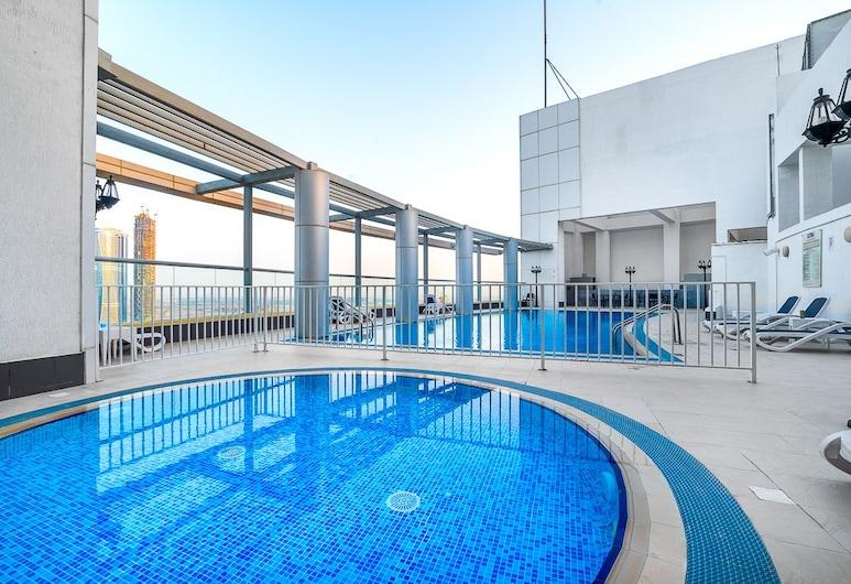 City Nights - 2B Burj Al Nujoom Tower, Dubai, Outdoor Pool