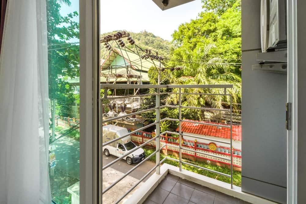 Standardní apartmán, dvojlůžko (180 cm) - Výhled z balkonu