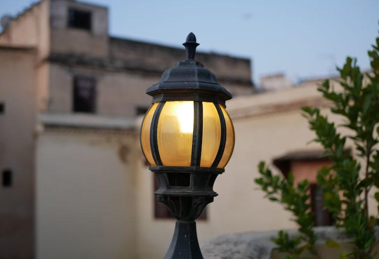 Dar El Hassania, Fes, Hotel Front