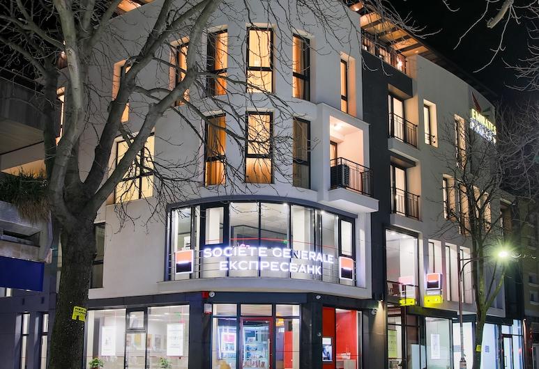 Boutique Apartments Blagoevgrad, Blagoevgrad, Voorkant van de accommodatie