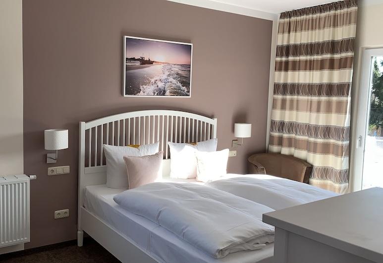 里奇特旅館, 寧哈根, 家庭客房, 1 張特大雙人床, 客房