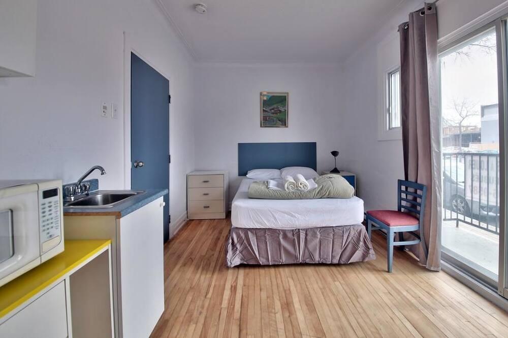 ห้องทราดิชันนัล, เตียงใหญ่ 1 เตียง - ห้องพัก
