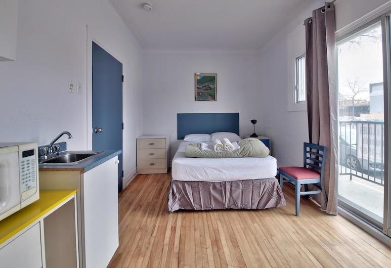 Hotel Mini, Montreal, Habitación tradicional, 1 cama doble, Habitación